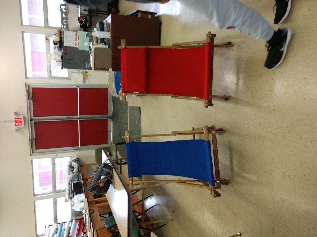 sling chair project